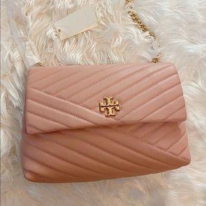 ❣️Tory Burch Kira Chevron Convertible Shoulder Bag